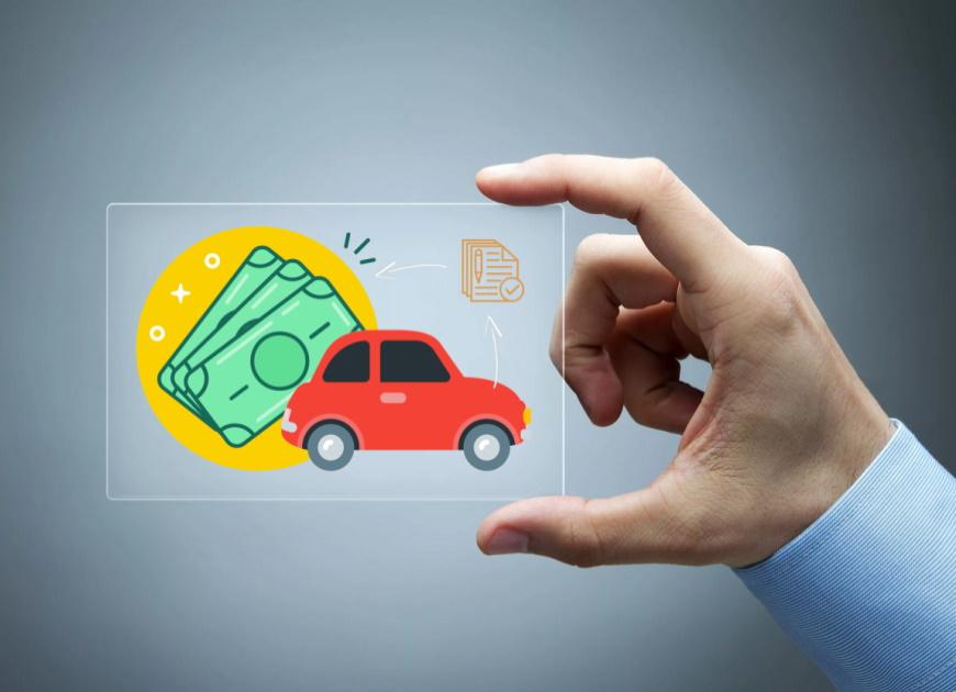 Деньги под ПТС без машины